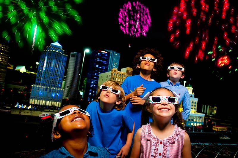 Kids new year eve