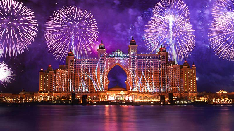 dubai-new-year 2019 Pics and images