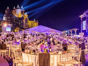 Royal Gala in Atlantis The Palm Dubai
