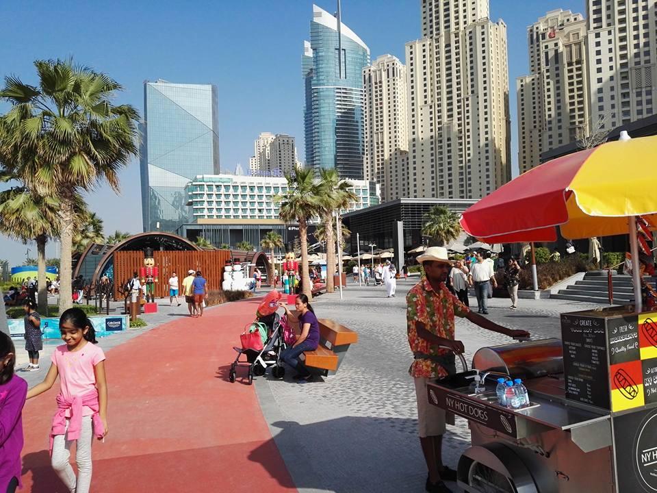 JBr Walk Dubai marina