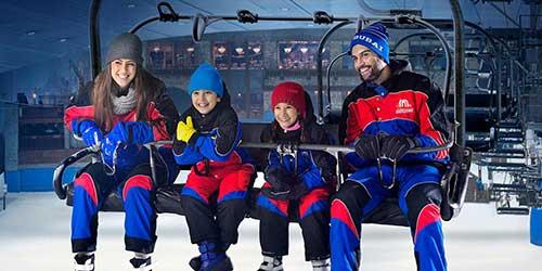 Ski Dubai Tickets