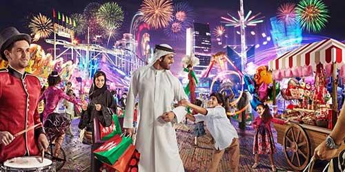 Dubai Shopping Festival Annual Event