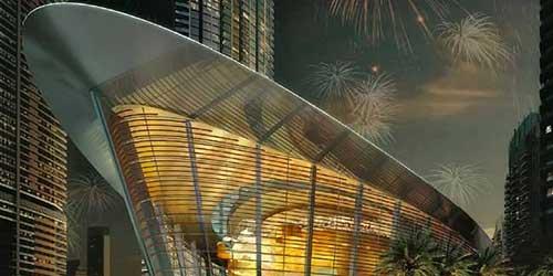 Dubai Opera Tours in Downtown Dubai