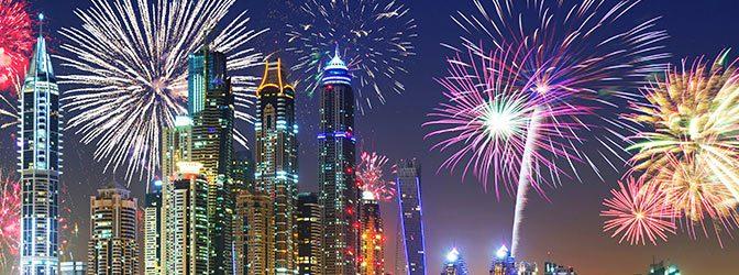 New Year Celebration Dubai