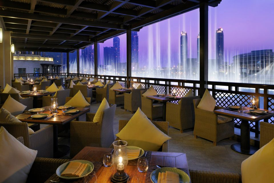 Dinning Experience during new year eve in Dubai
