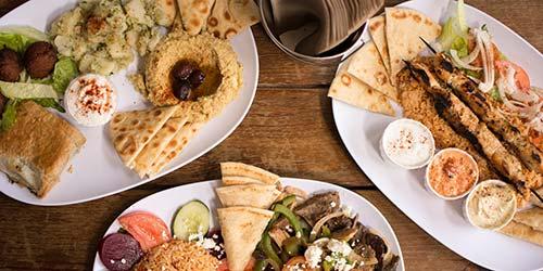 Falafel Dubai
