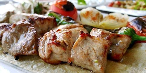 Shrish Tawouk Sandwich in Dubai