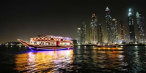Sail in Dhow Cruise