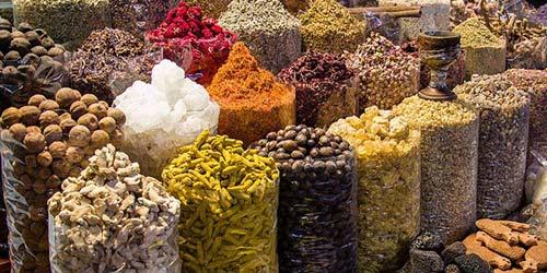 Spice Souks in Dubai