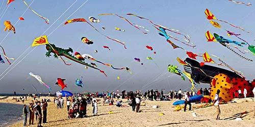 Dubai Kite Beach
