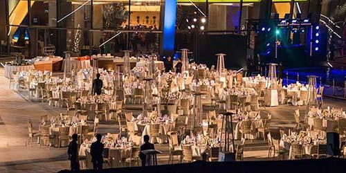 New Year Dinner in Dubai