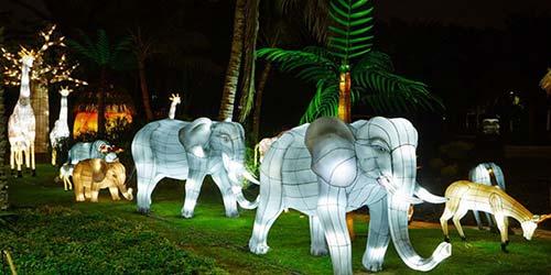 Glow Garden Dubai