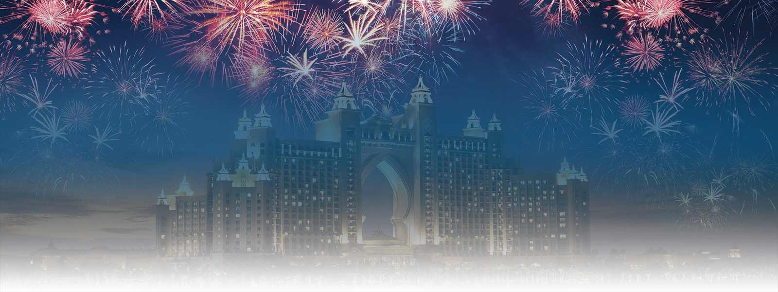 New Years Eve Celebration in Dubai - New Year Party Dubai 2021